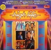 LP - Abba, Roxy Music, Suzi Quatro etc... - High Life