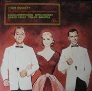 LP - Frank Sinatra, Grace Kelly a.o. - High Society
