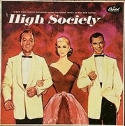 LP - Frank Sinatra, Bing Crosby, Louis Armstrong,.. - High Society