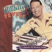 CD - Fort Worth Doughboys / Milton Brown & His Brownies / Modern Mountaineers - Hillbilly Fever: Vol. 1: Legends Of Western Swing