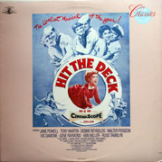 LP - Jane Powell, Debbie Reynolds a.o. - Hit The Deck