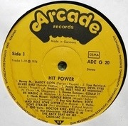 LP - Smokie, Donna Summer a.o. - Hit Power