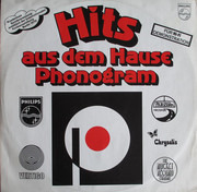 LP - Blondie, Dire Straits, a.o. - Hits Aus Dem Hause Phonogram