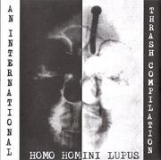 7'' - Pink Flamingos, Shank, S.C.D., Gomorrha, Calloused, Irritate, Autoritär - Homo Homini Lupus