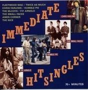 CD - The McCoys,Chris Farlowe,The Small Faces,u.a - Immediate Hit Singles