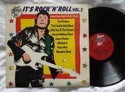 LP - Carl Perkins, Little Tina & The Sunsets a.o. - It's Rock 'N' Roll Vol. 2