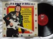 LP - Carl Perkins, Little Tina & The Sunsets a.o. - It's Rock 'N' Roll Vol. 2