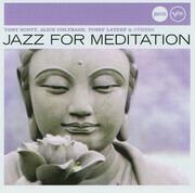 CD - Alice Coltraine, Tony Scott, a.o. - Jazz For Meditation