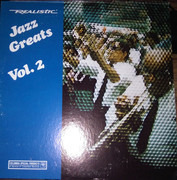 LP - Louis Armstrong, Ella Fitzgerald, a.o. - Jazz Greats Vol. 2