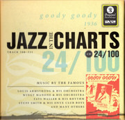 CD - Louis Armstrong & His Orchestra / Benny Goodman & His Orchestra - Jazz In The Charts 24/100 - Goody Goody (1936) - Digibook
