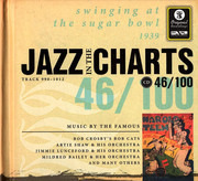 CD - Bob Crosby / Artie Shaw - Jazz In The Charts 46/100 - Digibook