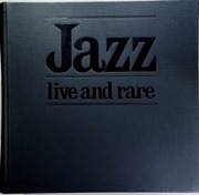 LP-Box - Billie Holiday, Charlie Parker... - Jazz Live And Rare - records 4, 5, 8 missing