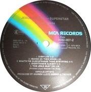 Double LP - Various - Jesus Christ Superstar - Gatefold