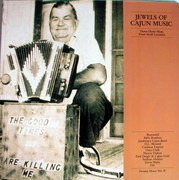 LP - Beausoleil, Balfa Brothers, Jambalaya Cajun Band... - Jewels Of Cajun Music / Down Home Music From South Louisiana