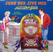 Double LP - Chuck Berry / Billy Fury / Sheb Wooley a.o. - Juke Box Jive Mix