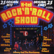 LP - Various - K-tel Rock'n'Roll Show