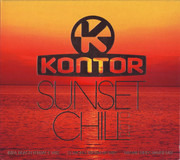 CD-Box - Lusine / ATB / Way out west a.o. - Kontor Sunset Chill 2010 - Digipak