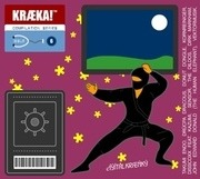 CD - Takumi Endo,Drücpa Dracous,Donut Dongle, u.a - Kraeka Compilation Series Issue #6 - Limited Edition - CDr