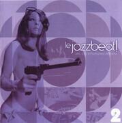 CD - Eddie Warner / Roger Morris / Cecil Leuter - Le Jazzbeat! Jerk, Jazz & Psychobeat De France 2