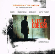 CD - Boris Kravchenko, Georgy Sviridov a.o. - Little Odessa - Original Motion Picture Soundtrack
