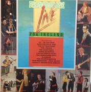 LP - U2, Christy Moore, Van Morrison - Live For Ireland
