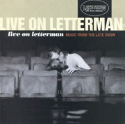 CD - Jerry Garcia / Sheryl Crow a. o. - Live On Letterman (Music From The Late Show)