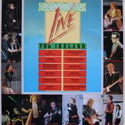 LP - U2, Elvis Costello, a.o. - Live For Ireland