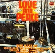Double LP - Greenlight, Tomorrow's Gift... - Love And Peace - Somerset