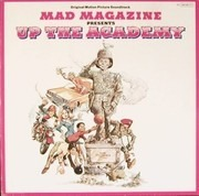 LP - Various - Mad Magazine Presents 'Up The Academy' - Original Motion Picture Soundtrack