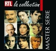 Double CD - Serge Gainsbourg / Edith Piaf / Renaud / Nino Ferrer - Master Serie
