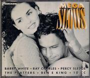 CD-Box - Barry White, Percy Sledge, 10CC, a.o. - Mega Slows - Still Sealed