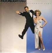 LP - Various - Moonlighting (The Television Soundtrack Album)