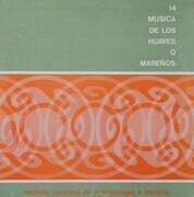 LP - Folklore Compilation - Musica De Los Huaves O Mareños