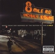 CD - Eminem,Obie Trice,50 Cent,D12,Xzibit,Macy Gray, u.a - 8 Mile