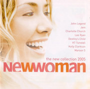 Double CD - Maroon 5, Jem, a.o. - New Woman - The New Collection 2005