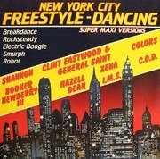 Double LP - Various - New York City Freestyle Dancing