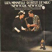 Double LP - Various - New York, New York (Original Motion Picture Score)