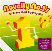 CD - Paul McCartney & The Frog Chorus / Benny Hill / Cartoons - Novelty No.1's