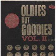 LP - Tony Allen, The Nutmegs, Joe Turner - Oldies But Goodies Volume II