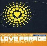 Double CD - Various - one world one future Love parade - the 1998 compilation