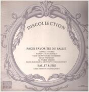 LP - Tchaikovsky / Jules Massenet / Leo Delibes a.o. - Pages favorites du ballet
