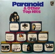 LP - Black Sabbath, Stamford Bridge a.o. - Paranoid & Other Top Hits