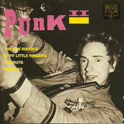CD - The Sex Pistols,The Ruts, Sham 69 a.o. - Punk II