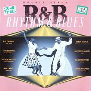Double LP - Ray Charles / Otis Redding / a.o. - R & B / Rhythm And Blues