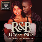 Double CD - The pussycat dolls / Nelly / Akon / etc. - R&B Lovesongs - The Very Best Of R&B Love Songs 2006
