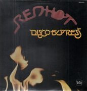LP - The Jacksons, Gino Soccio, Cheryl Lynn... - Red Hot Disco Express - still sealed