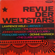 10'' - Lawrence Welk, Petulia Clark, a.o. - Revue Der Weltstars