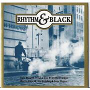 Double CD - Ray Charles / Otis Redding / a.o. - Rhythm & Black