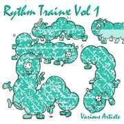 12'' - Various - Rhythm Trainx Vol.1