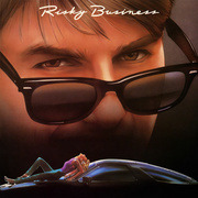 LP - Tangerine Dream, Prince, Jeff Beck, Muddy Waters - Risky Business - Soundtrack